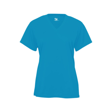 Ladies Electric Blue T-Shirt