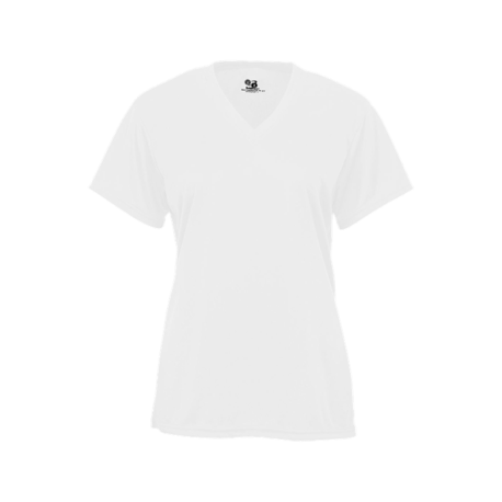 Ladies White T-Shirt