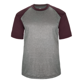 Men's Heathered Sport T-Shirt